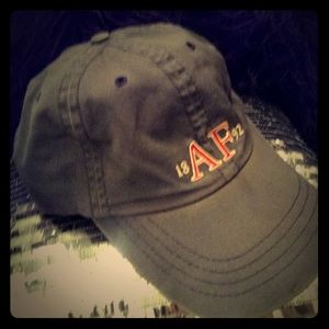 🌟3 for $15🌟 Abercrombie & Fitch Navy Hat